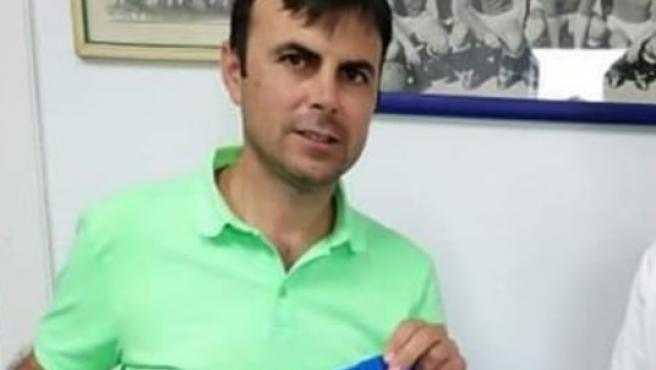 Pedro Garrido, el presidente del Jerez Industrial fallecido.