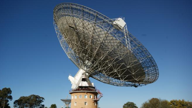 Los investigadores utilizaron dos radiotelescopios. Uno de ellos, era el Radiotelescopio Parkes de CSIRO de Australia.