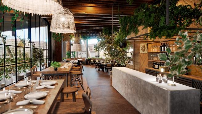 Rafa Centeno abre un nuevo restaurante en el centro comercial Vialia de Vigo