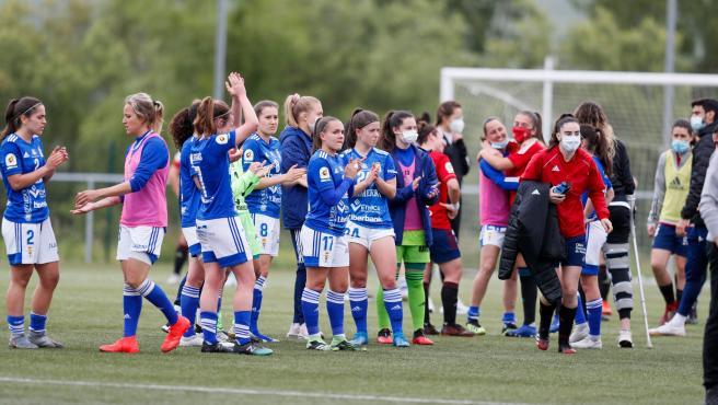 Real Oviedo vs. Osasuna femenino