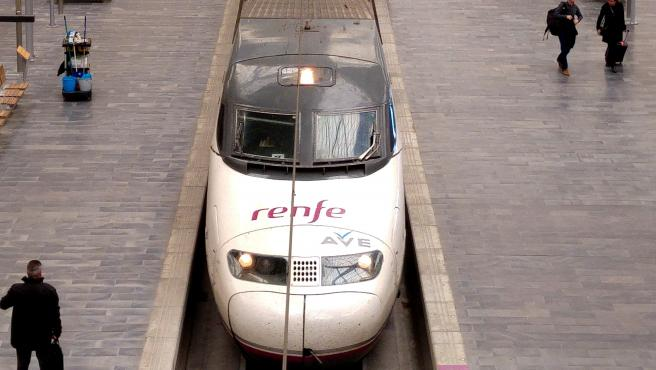 Renfe devuelve más de 4 millones de euros en los servicios que presta en Aragón durante el estado de alarma