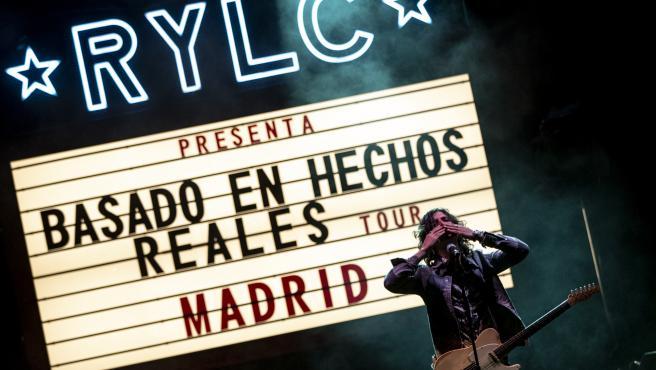Rulo y la Contrabanda en el BMW Drive In Festival en Madrid.