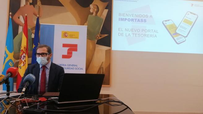 El nuevo portal de la Tesorería de la Seguridad Social, Import@ss, permite a los ciudadanos más de 40 trámites online