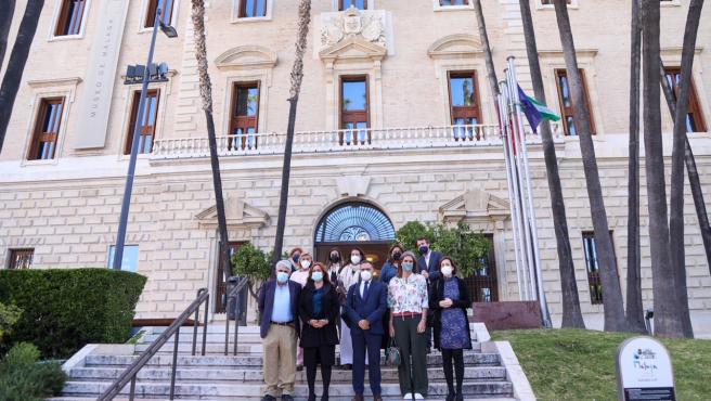 El quinto Foro de Turismo aborda en el Museo de Málaga la agenda futura y la presencia de la ciudad en Fitur