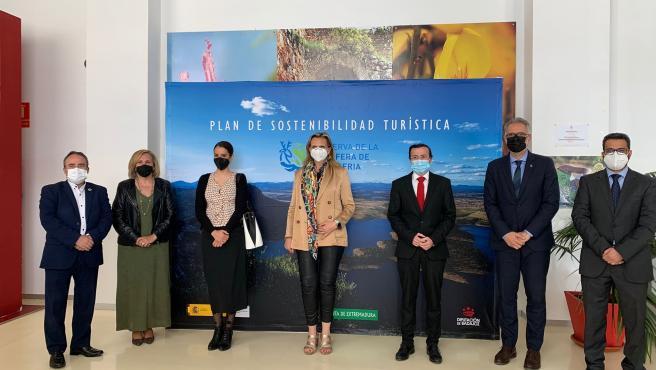 La Reserva de la Biosfera de La Siberia trabajará en crear un centro de visitantes o mejorar infraestructuras