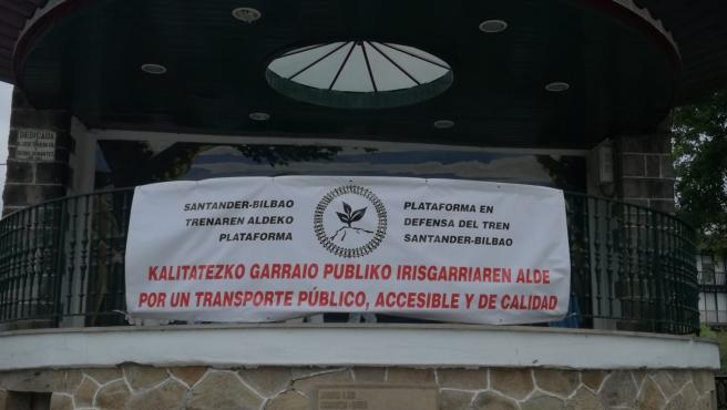 Plataforma en Defensa del Tren Santander-Bilbao denuncia que solo haya un tren al día pese a acabar las restricciones