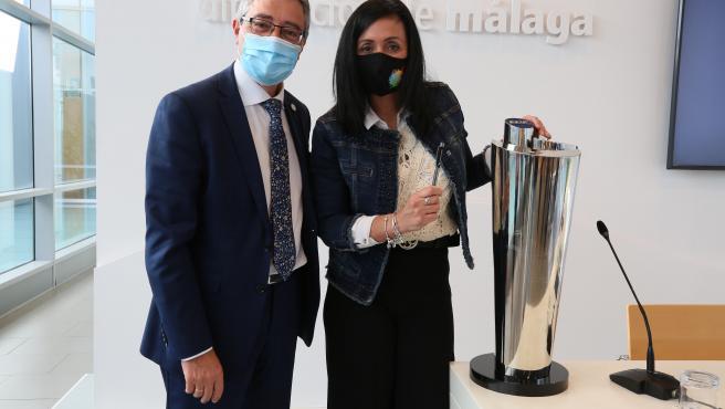 Diputación patrocinará al Rincón Fertilidad, que recupera el nombre de Balonmano Femenino Málaga Costa del Sol