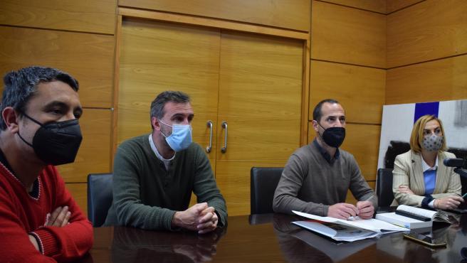 El alcalde expulsa de la Junta de Gobierno a la concejala de Ciudadanos