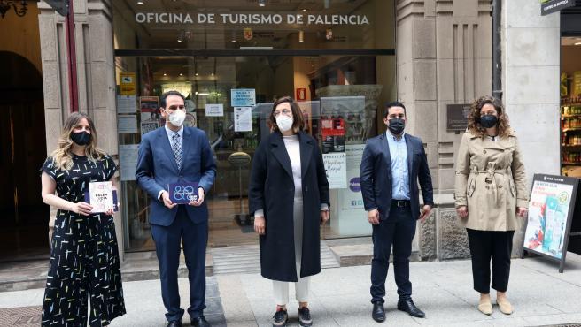 El Canal y el Camino de Santiago, apuestas de 'Palencia turismo' en Fitur