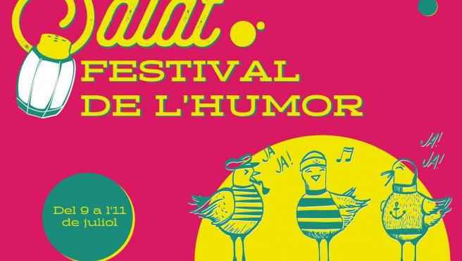 El festival de comedia Salat acogerá el nuevo espectáculo de Santiago Segura, José Mota y Flo