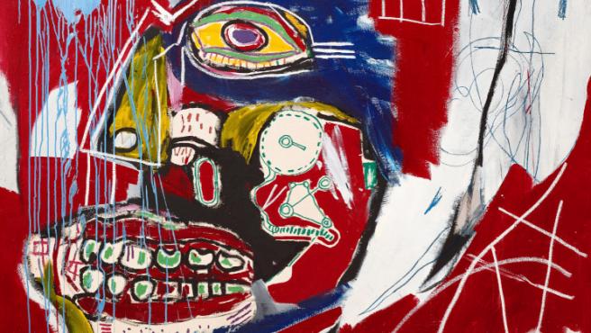 'In This Case', cuadro de Jena-Michel Basquiat.