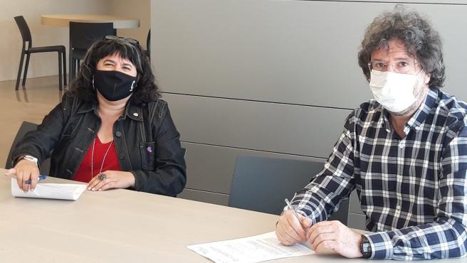 INAI renueva con Itxaropegune el convenio para ofrecer un recurso de alojamiento a las víctimas de explotación sexual