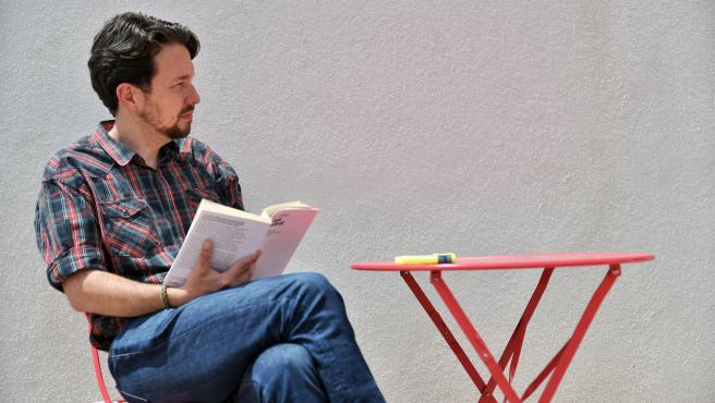 Pablo Iglesias, exvicepresidente del Gobierno y exlíder de Podemos, tras su cambio de look.