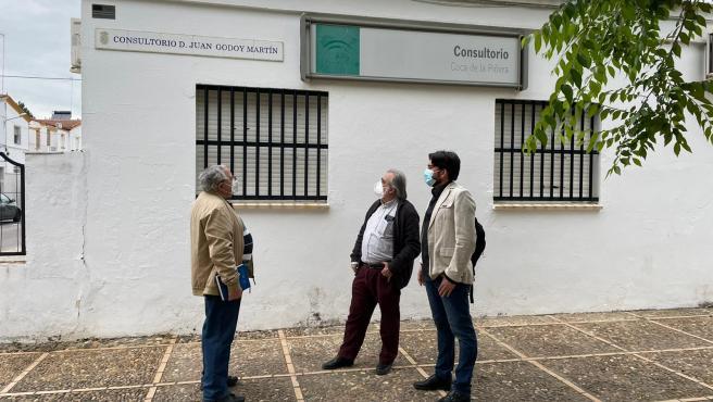 """Adelante reclama reabrir el centro médico de Coca de la Piñera de Camas y señala el """"malestar"""" vecinal"""