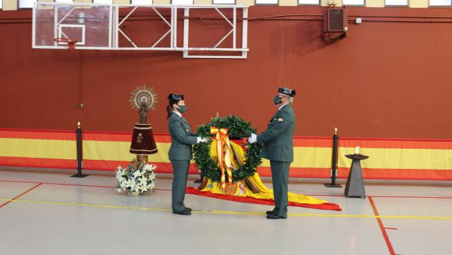 La Guardia Civil conmemora en Oviedo el 177 aniversario de la Fundación del Cuerpo