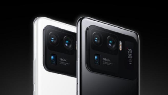 La trasera del Xiaomi Mi 11 Ultra