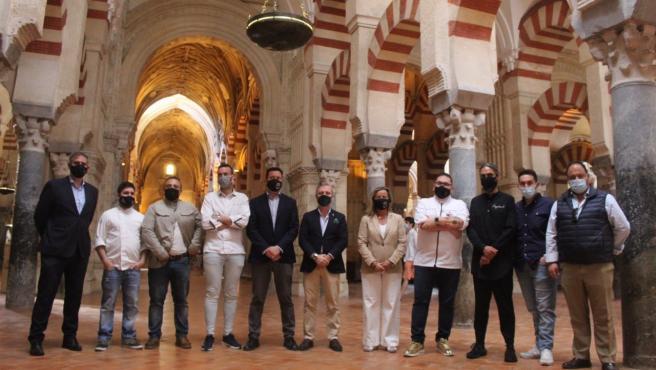 Turismo.- Cinco chefs y un panadero participarán en el evento 'Córdoba Patrimonio Gastronómico' en Fitur