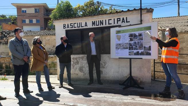 Azanuy (Huesca) contará con una pasarela peatonal en la A-2215 para mejorar la seguridad vial en el municipio