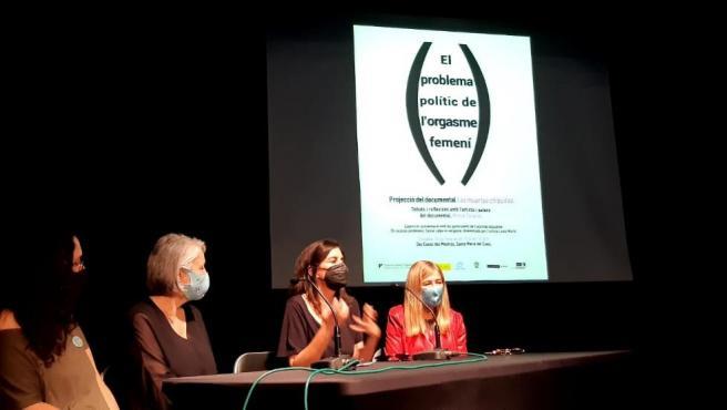 El Consell crea un espacio para reflexión feminista con la proyección de 'Las Muertes Chiquitas', de Mireia Sallarès