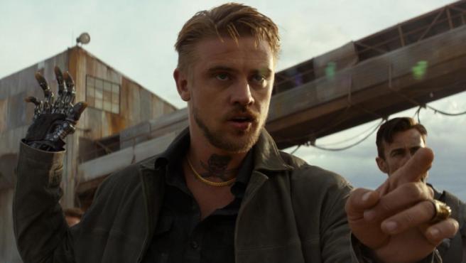 Boyd Holbrook en 'Logan'
