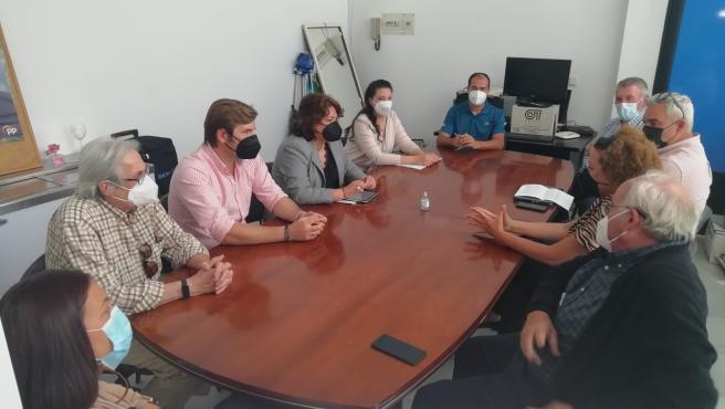 PP pide poner en funcionamiento el embalse de La Breña II para salvar la economía de arroceros y cangrejeros