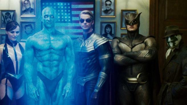 Fotograma de 'Watchmen'