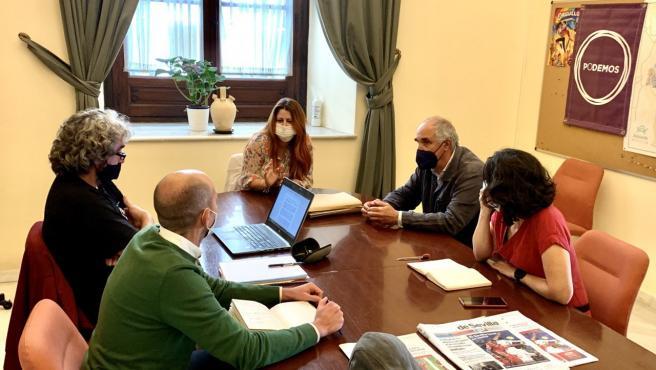 Adelante urge al alcalde de Sevilla a realizar una estrategia de integración urbanística del Polígono Sur