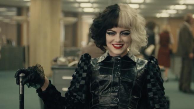Emma Stone es 'Cruella'