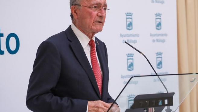 Cvirus.- El alcalde advierte de la estabilización de la incidencia acumulada y pide seguir medidas anti-COVID