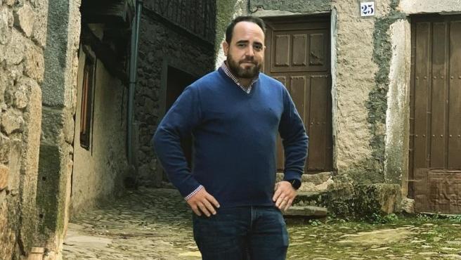 El concejal de Fomento del Ayuntamiento de Salamanca y número dos de Nuevas Generaciones (NNGG) en Castilla y León, Daniel Llanos.