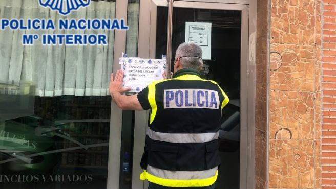 Detenidos quince miembros de una organización que distribuía droga en pisos y bares de Gijón