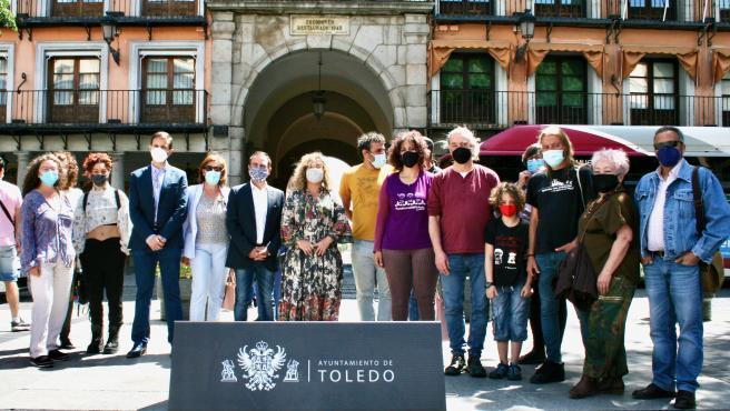"""El Festival de Poesía Voix Vives vuelve a Toledo en septiembre con una edición """"más social que nunca"""""""