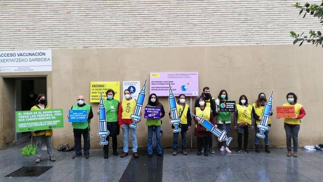Intermón Oxfam y Amnistía Internacional piden la liberación de las patentes para acelerar la vacunación en todo el mundo