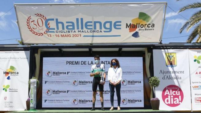 La Challenge Mallorca Ciclista finaliza en el Puerto de Alcúdia