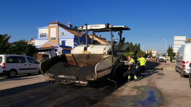 La primera fase de la campaña de asfaltado de Cáceres comenzará el 31 de mayo con una inversión de 30.000 euros