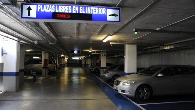 Los aparcamientos municipales en rotación bonificarán el 25% de la tarifa desde el lunes