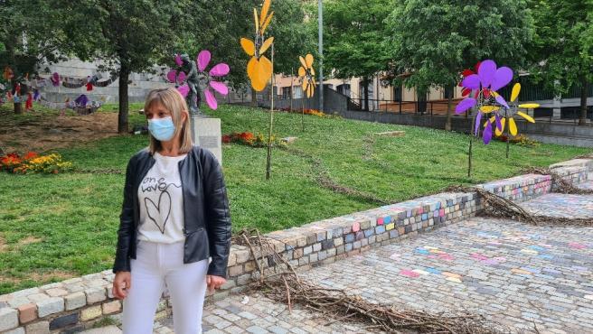 Más de 220.000 personas visitan la muestra floral 'Girona, Temps de flors'