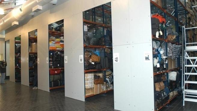 Oficina Municipal de Objetos Perdidos.