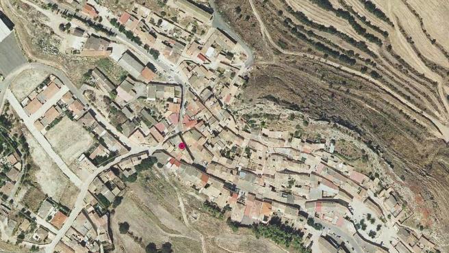 Presentado el proyecto de mejora de la travesía de Castillonroy (Huesca) con un presupuesto de 300.000 euros