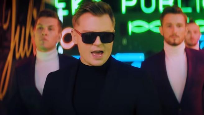 Representante polaco de Eurovisión 2021.