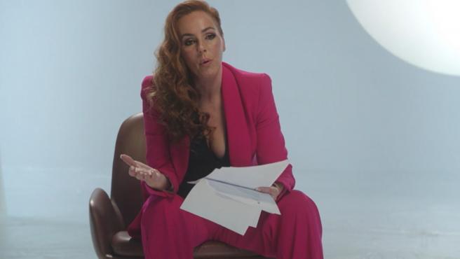 Rocío Carrasco, en el episodio 11 de su serie documental.