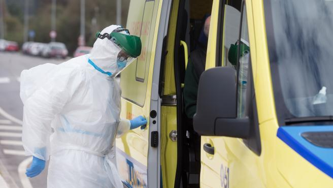 San Cibrao, Lugo. Mas de 50 personas contagiadas con el coronavirus Covid19 en la Residencia de Dia de San Cibrao, en Cervo, Lugo. En la jornada de ayer dos usuarios fallecieron a causa del contagio. Las Residencias de m