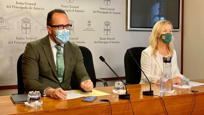 Vox defenderá en el parlamento asturiano la necesidad de una ley de capitalidad para Oviedo
