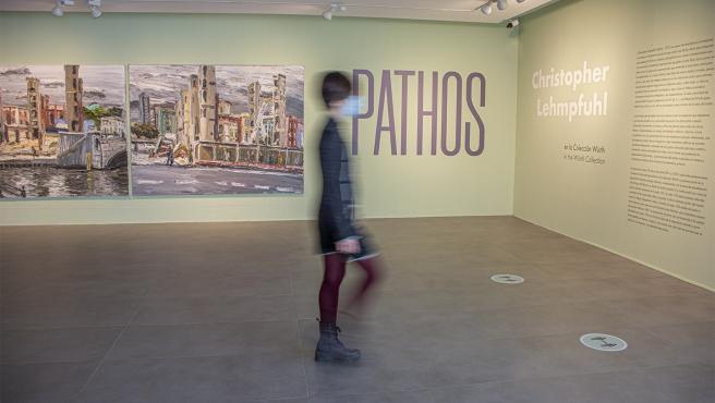 Würth La Rioja celebrará el Día Internacional del Museo con el artista Christopher Lehmpfuhl