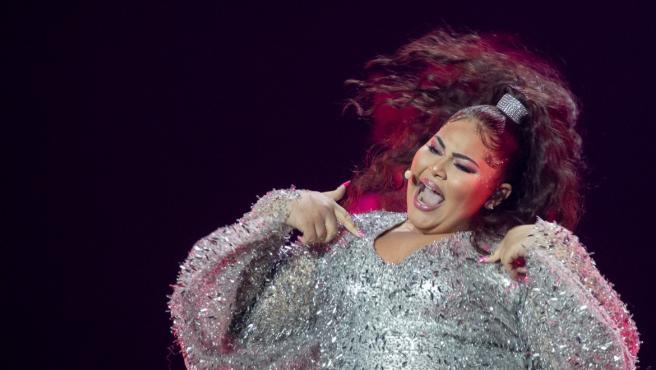 Destiny, representante de Malta en Eurovisión 2021.