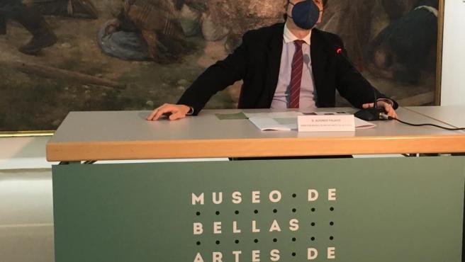 La obra de Nicolas Muller y un retrato de Zuloaga sobre Pérez de Ayala, entre la programación estival del Bellas Artes