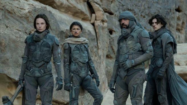 Reparto de 'Dune'
