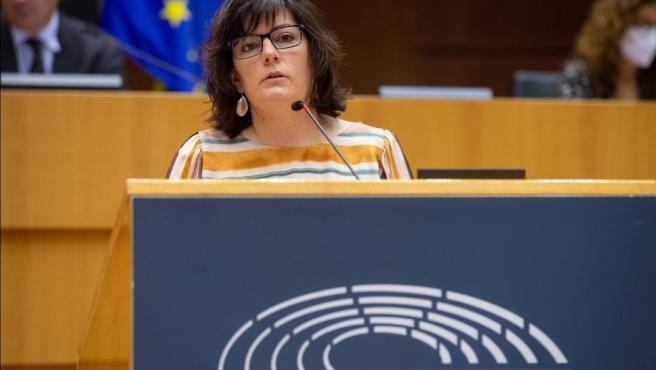 Isabel García (PSOE) cree que Teruel aprovechará el Fondo de Transición Justa para la digitalización y las renovables