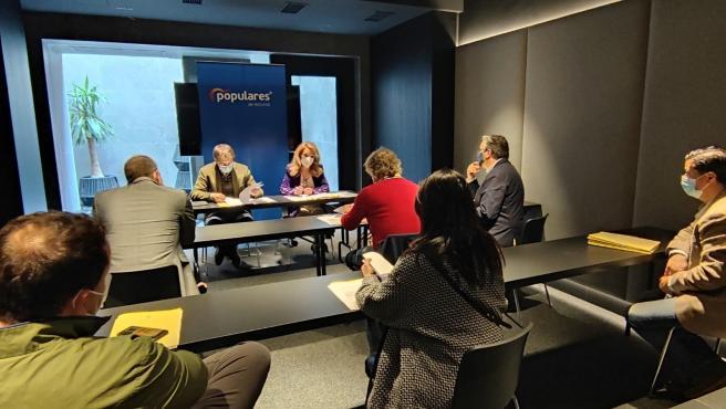 """Mallada (PP) pide a Barbón que """"confíe"""" en los profesionales del ocio nocturno y les permita la apertura de locales"""