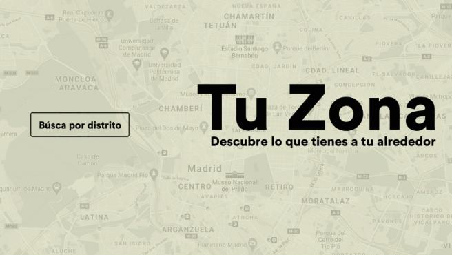 La web Todo está en Madrid